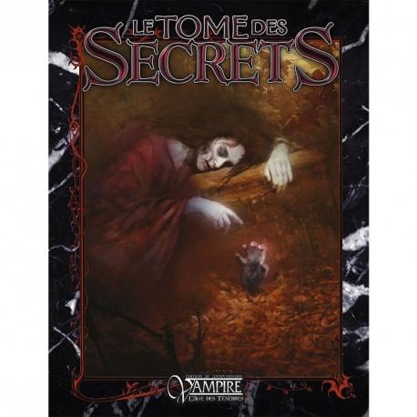 Vampire : l'Age des Ténèbres 20e Anniversaire Le Tome des Secrets