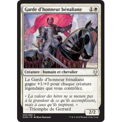 Blanche - Garde d'honneur bénaliane (C) [DOM]