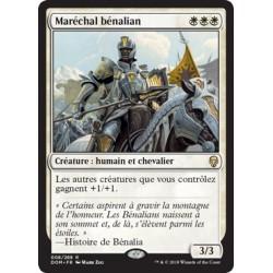 Blanche - Maréchal bénalian (R) [DOM]