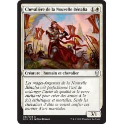 Blanche - Chevalière de la Nouvelle Bénalia (C) [DOM]
