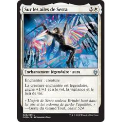 Blanche - Sur les ailes de Serra (U) [DOM]