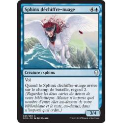 Bleue - Sphinx déchiffre-nuage (C) [DOM]