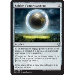 Artefact - Sphère d'amortissement (U) [DOM]