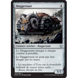 Artefact - Djaggernaut (U) [DOM]