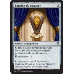Artefact - Bouclier du royaume (U) [DOM]