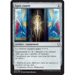 Artefact - Epée courte (C) [DOM]