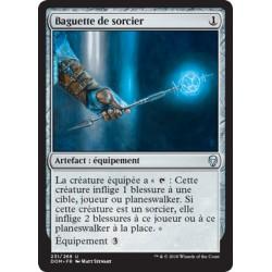 Artefact - Baguette de sorcier (U) [DOM]
