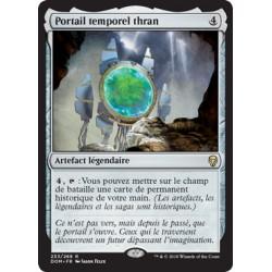 Artefact - Portail temporel thran (R) [DOM]
