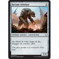 Artefact - Servant voltaïque (C) [DOM]