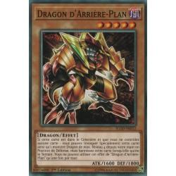 Yugioh - Dragon d'Arrière-Plan (C) [FLOD]