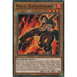 Yugioh - Malo, Élémentsabre (C) [FLOD]