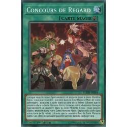Yugioh - Concours de Regard (C) [FLOD]