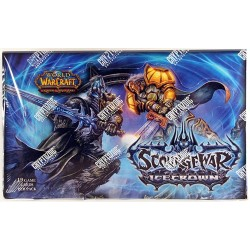 World of Warcraft Icecrown - Boite de 24 Boosters VO