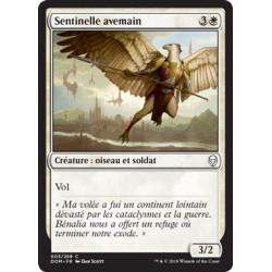 Blanche - Sentinelle avemain (C) [DOM] Foil