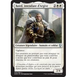 Blanche - Baird, intendant d'Argive (U) [DOM] Foil