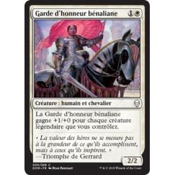 Blanche - Garde d'honneur bénaliane (C) [DOM] Foil