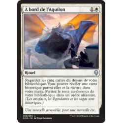 Blanche - A bord de l'Aquilon (U) [DOM] Foil