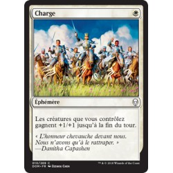 Blanche - Charge (C) [DOM] Foil