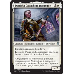 Blanche - Danitha Capashen, parangon (U) [DOM] Foil