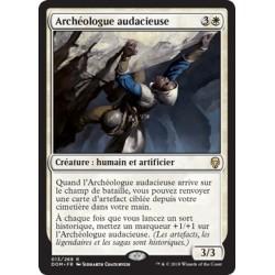 Blanche - Archéologue audacieuse (R) [DOM] Foil