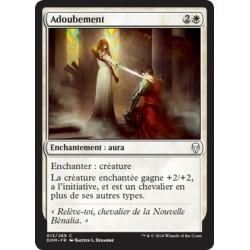 Blanche - Adoubement (C) [DOM] Foil