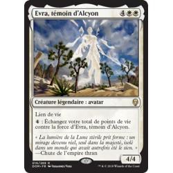 Blanche - Evra, témoin d'Alcyon (R) [DOM] Foil