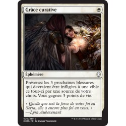 Blanche - Grâce curative (C) [DOM] Foil
