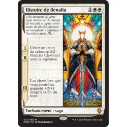 Blanche - Histoire de Bénalia (M) [DOM] Foil