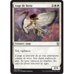 Blanche - Ange de Serra (U) [DOM] Foil