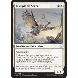 Blanche - Disciple de Serra (C) [DOM] Foil