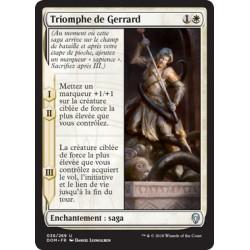 Blanche - Triomphe de Gerrard (U) [DOM] Foil