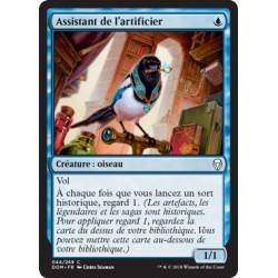 Bleue - Assistant de l'artificier (C) [DOM] Foil