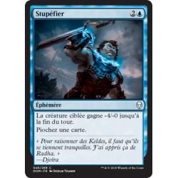 Bleue - Stupéfier (C) [DOM] Foil