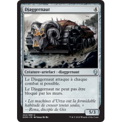 Artefact - Djaggernaut (U) [DOM] Foil