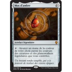 Artefact - Mox d'ambre (M) [DOM] Foil