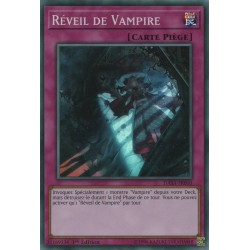 Yugioh - Réveil de Vampire (SR) [DASA]