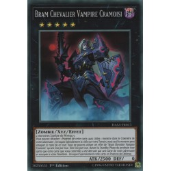 Yugioh - Bram Chevalier Vampire Cramoisi (SR) [DASA]