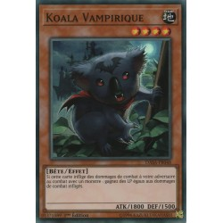 Yugioh - Koala Vampirique (SR) [DASA]