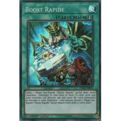 Yugioh - Boost Rapide (SR) [DASA]