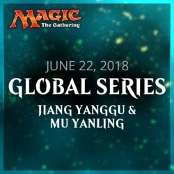 Global Series : Jiang Yanggu and Mu Yanling (22/06/2018)