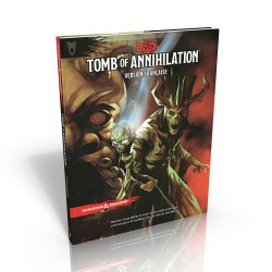 Tomb of Annihilation - Dungeons & Dragons 5edt