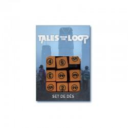 Tales from the Loop : Set de Dés Officiel