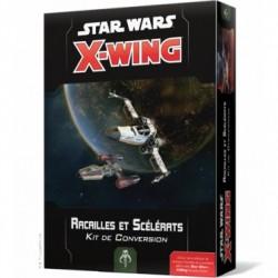 Kit de Conversion X-Wing 2 Racailles et Scélérats