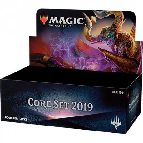 Boîte Magic Core Set 2019 VF (36 boosters)