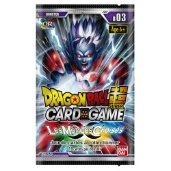 Booster Dragon Ball Super Card Game - Série 03
