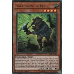 Yugioh - Bûcheron de Fer (UR) [BLRR]