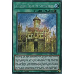 Yugioh - Château Doré de Stromberg (STR) [BLRR]
