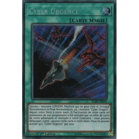 Yugioh - Cyber Urgence (STR) [BLRR]