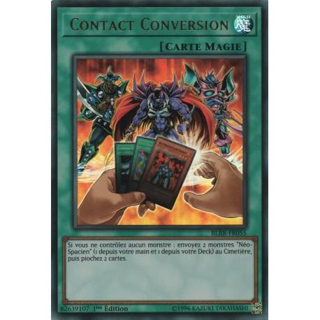 Yugioh - Contact Conversion (UR) [BLRR]