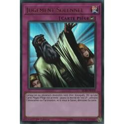 Yugioh - Jugement Solennel (UR) [BLRR]
